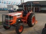 Kubota Tractor, 35HP With 5' Mower