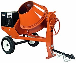 MBW 6 CU FT Cement Mixer