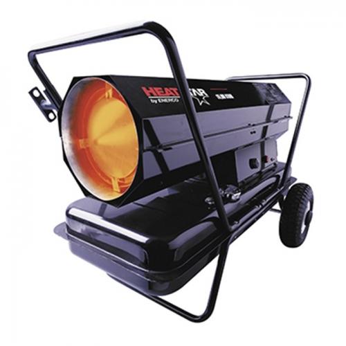 Forced Air Kerosene Heater