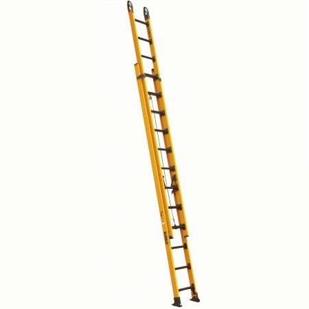 24 ft Fiberglass Multi-section Extension Ladders