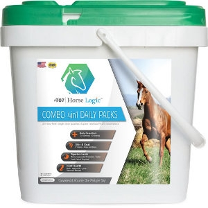 Horse Logic™ Combo 4-in-1 Daily Pack