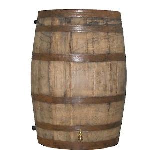 55 Gallon Whiskey Barrel
