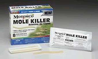 Motomco Mole Killer 8PK