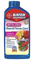 Bayer All-In-One Rose and Flower Care 32 oz.