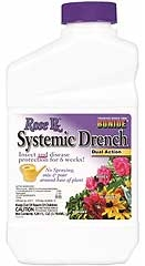 Bonide Rose RX Systemic Drench Conc QT