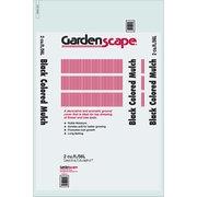 Gardenscape Black Dyed Hardwood Mulch 2CF
