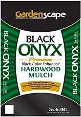 Gardenscape Black Onyx Hardwood Mulch 2CF