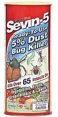 GardenTech Sevin-5 RTU 5% Dust Bug Killer 1#