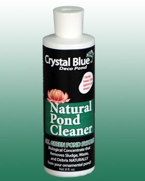 Natural Pond Cleaner Step 3 Crystal Blue