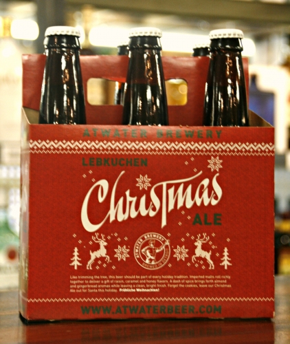 Atwater Brewing Christmas Ale