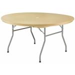 5' ROUND TABLE POLYTHLENE