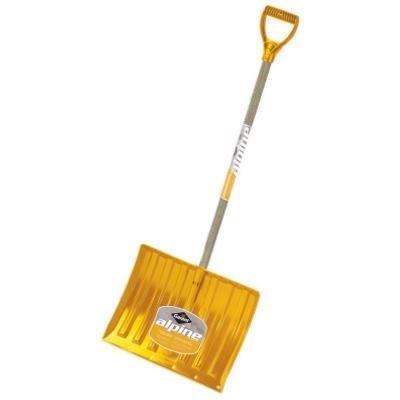 Garant® Snow Shovel with Steel Wear Strip