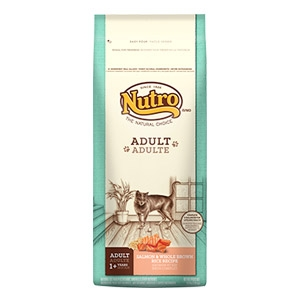 Nutro™ Salmon & Whole Brown Rice Cat Food
