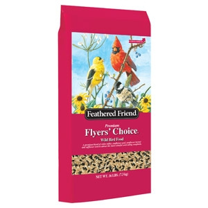 Feathered Friends® Flyers' Choice Birdseed 40 lbs.