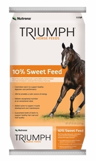 Nutrena Triumph® 10% SweetFeed