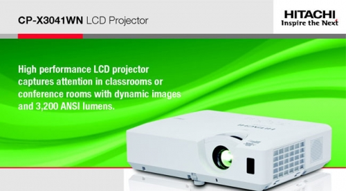 Projector, LCD