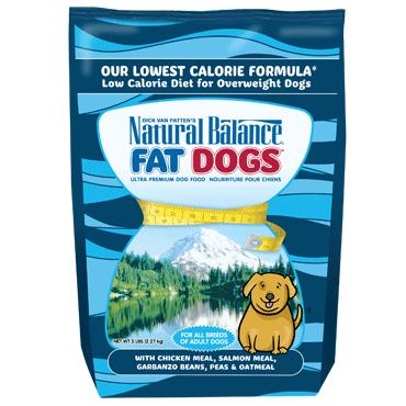 Natural Balance Fat Dog - Low Calorie 28 lb.