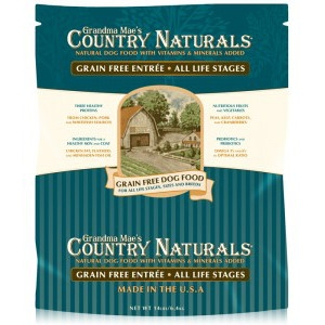 Grandma Mae's Country Naturals Grain Free Chicken for Dogs