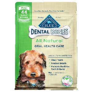 Blue Buffalo Blue Bones Mini Dog Treats