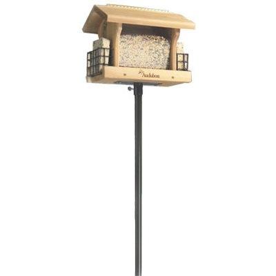 Audubon Bird Feeder Pole Kit