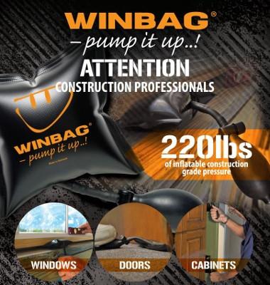 Winbag Inflatable Shimming Tool