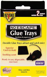 Revenge® Baited Glue Trays