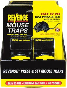 Revenge® Press & Set Traps