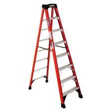 Ladder 8ft Step
