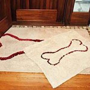 Soggy Doggy Big XL Doormat: Beige