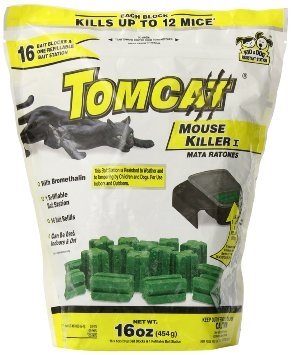 Tomcat Disposable Bait Station with 16 Refills