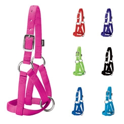 Nylon Goat Halter - Medium - Purple