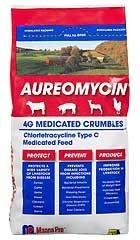 Aureomycin Crumbles 5#