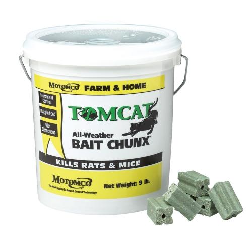 Tomcat Bait Chunx 4# Pail