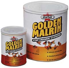 Gold Malrin Fly Bait 5#