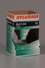 Heat Lamp Clear Bulb