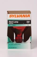 Heat Lamp Red Bulb
