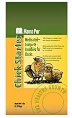 Manna Pro Chick Starter 5 lbs.