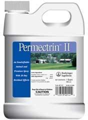 Permectrin II - Quart Size