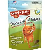 Smart n' Tasty Feline Dental Treats with Tuna