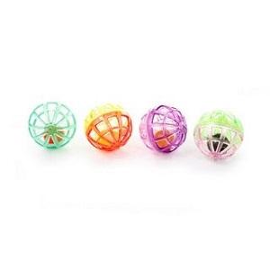 Krislin Cat Toy Plastic Ball