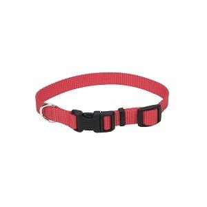 Coastal® Adjustable Nylon Dog Collar with Tuff Buckle