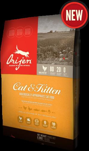Orijen Cat and Kitten 5lb