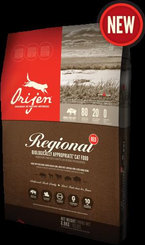 Orijen Cat Regional Red 5lb