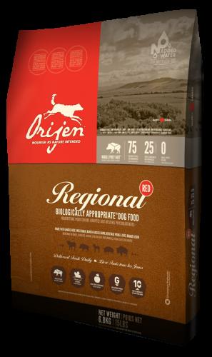 Orijen Regional Red Dog Food 28.6lb