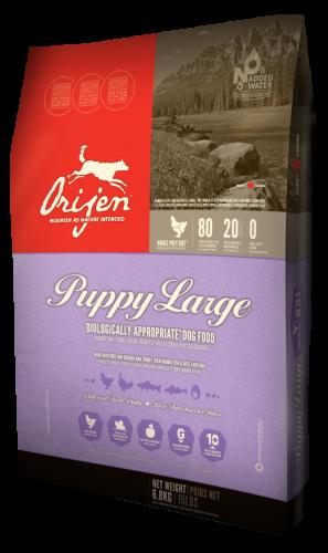 Orijen Puppy Large Breed Food 28.6lb