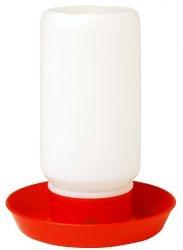 Little Giant 1 Quart Screw-On Poultry Jar