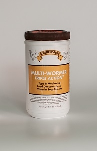 Rooster Booster Triple Action Multi-Wormer