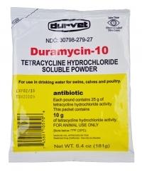 Durvet Duramycin 10 Powder