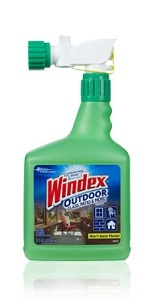 Windex® Outdoor Glass & Patio Concentrated Cleaner
