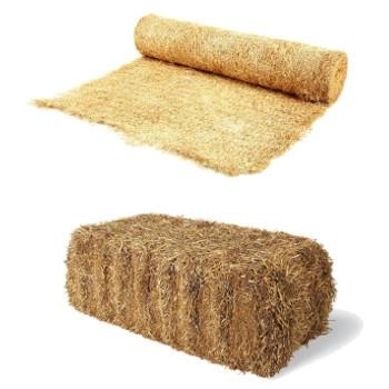 Straw & Erosion Control Blankets